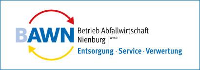 Logo BAWN©Wesavi - Bäder Stadt Nienburg/Weser GmbH